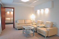 Luxury apartments advanced in Dnepropetrovsk Hotel