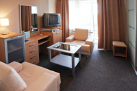 Two room Suite Superior in Dnepropetrovsk Hotel