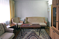 Two room Suite in Dnepropetrovsk Hotel