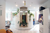 Beauty salon in Dnepropetrovsk Hotel