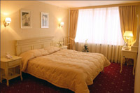 Luxury Apartments in Nadezhda Hotel